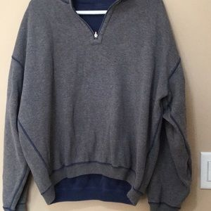Tommy Bahama Men's Pullover Sweater. Reversible.